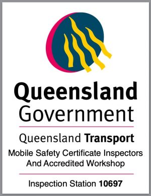Queensland government transport inspection station certification